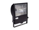SET150 • Projecteur iodure 150W symétrique noir + lampe-eclairage-archi--museo-