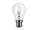 SLI • STANDARD CLAIRE A55 Classe ECO 42W 230V B22d-lampes-halogenes-classe-eco