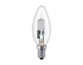 SLI • FLAMME CLAIRE Classe ECO 28W 230V E14-lampes-halogenes-classe-eco