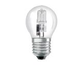 SLI • SPHERIQUE CLAIRE Classe ECO 28W 230V E27-lampes-halogenes-classe-eco