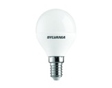 Lampe LED TOLEDO SPHERIQUE 2W E14 2600K 130lm 15000H • SYLVANIA-lampes-led