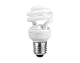 MINI LYNX SPIRALE 12W E27 2700K 6000H-lampes