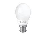 MINI LINX SPHERIQUE T2 9W B22d 2700K 6000H Ø45 L89-lampes-fluo-compactes