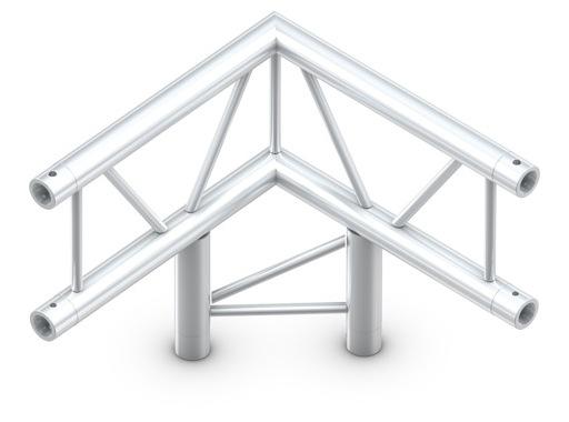 Structure échelle angle vertical 90° 3 directions - Duo M290 QUICKTRUSS