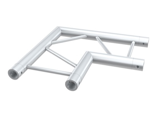 QUICKTRUSS • Duo M222 Angle 90° horizontal + kit de jonction