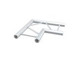 QUICKTRUSS • Duo M222 Angle 90° horizontal + kit de jonction-structure-machinerie
