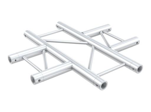 Structure échelle croix horizontal 4 directions - Duo M222 QUICKTRUSS