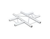 QUICKTRUSS • Duo M222 Croix horizontal 4 directions + kit de jonction-structure-machinerie