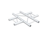 Structure échelle croix horizontal 4 directions - Duo M222 QUICKTRUSS-structure-machinerie