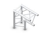 QUICKTRUSS • Trio M290 Angle 90° pointe en bas + kit de jonction-structure-machinerie