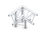 QUICKTRUSS • Trio M290 Angle 90° 3 directions gauche pointe en bas + kit