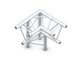 Structure trio angle 90° 3 directions gauche pointe en bas - M290 QUICKTRUSS-structure-machinerie