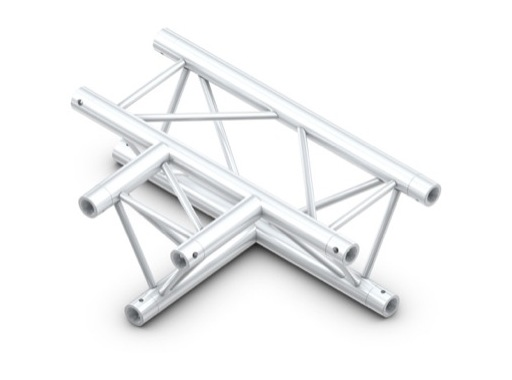 QUICKTRUSS • Trio M290 Té horizontal 3 directions + kit de jonction