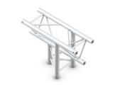 QUICKTRUSS • Trio M290 Té vertical 3 directions pointe en bas + kit de jonction-structure-machinerie