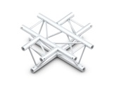 Structure trio croix 4 directions - M290 QUICKTRUSS-structure-machinerie