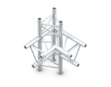 Structure trio angle 90° 4 directions vertical droit - M290 QUICKTRUSS-structure-machinerie