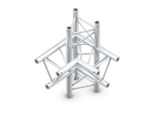 structure trio angle 90 u00b0 4 directions vertical gauche