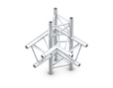 Structure trio angle 90° 4 directions vertical gauche - M290 QUICKTRUSS-trio