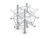 QUICKTRUSS • Trio M290 Té 6 directions + kit de jonction-structure-machinerie
