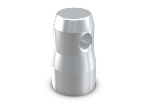 QUICKTRUSS • M290 Demi manchon conique avec filetage M12