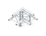 QUICKTRUSS • Trio M222 Angle 90° 3 directions droit pointe en haut + kit-structure-machinerie