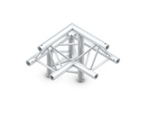 Structure trio angle 90° 3 directions gauche pointe en haut - M222 QUICKTRUSS-structure-machinerie