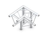 Structure trio angle 90° 3 directions droit pointe en bas - M222 QUICKTRUSS-trio