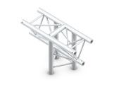 QUICKTRUSS • Trio M222 Té vertical 3 directions pointe en bas + kit de jonction-structure-machinerie