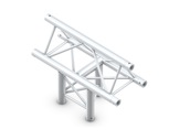Structure trio té vertical 3 directions pointe en haut - M222 QUICKTRUSS-structure-machinerie