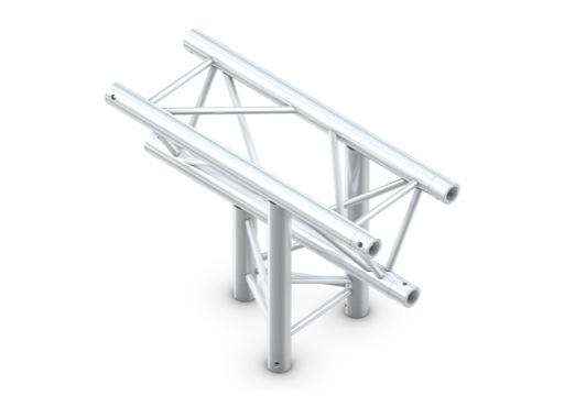 Structure trio té vertical 3 directions - M222 QUICKTRUSS