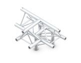 QUICKTRUSS • Trio M222 Té 4 directions pointe en haut + kit de jonction-structure-machinerie