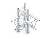 QUICKTRUSS • Trio M222 Té 4 directions droit + kit de jonction-structure-machinerie