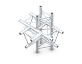 Structure trio té 5 directions pointe en bas - M222 QUICKTRUSS-structure-machinerie