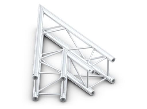 QUICKTRUSS • Quatro M290 Angle 45° série lourde + kit de jonction