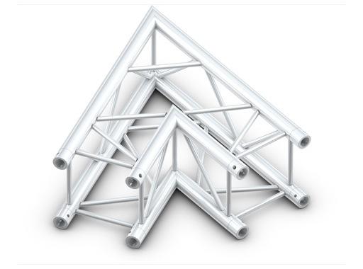 QUICKTRUSS • Quatro M290 Angle 60° série lourde + kit de jonction