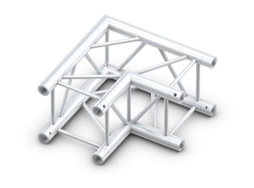 QUICKTRUSS • Quatro M290 Angle 90° série lourde + kit de jonction