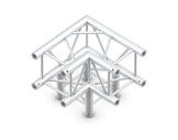 QUICKTRUSS • Quatro M290 Angle 90°série lourde 3 directions + kit de jonction-structure-machinerie