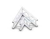 Structure quatro angle 60° - M290 QUICKTRUSS-structure-machinerie