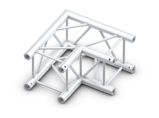 QUICKTRUSS • Quatro M290 Angle 90° + kit de jonction