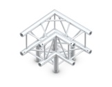 Structure quatro angle 90° 3 directions - M290 QUICKTRUSS