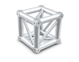 Structure quatro multicube 6 directions (sans connecteurs) - M290 QUICKTRUSS-quatro