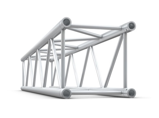 Structure quatro poutre 0.50 m - M390 QUICKTRUSS