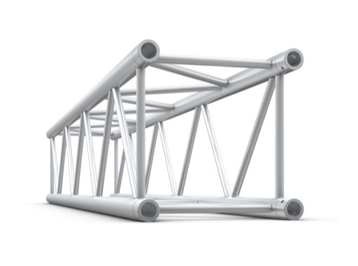 QUICKTRUSS • Quatro M390 Poutre 2.00m + kit de jonction