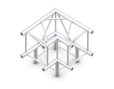 Structure quatro angle 90° 3 directions - M390 QUICKTRUSS-structure-machinerie