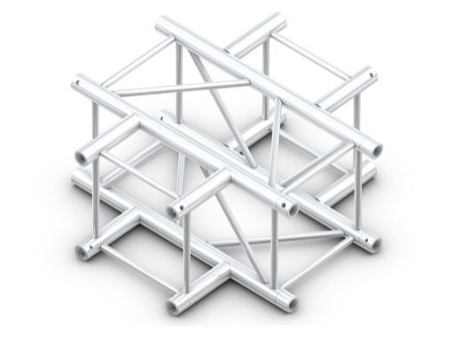 Structure quatro croix 4 directions - M390 QUICKTRUSS