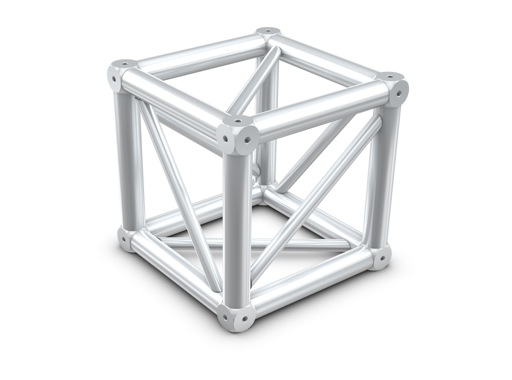 QUICKTRUSS • Quatro M390 Multicube 6 directions (sans connecteurs)