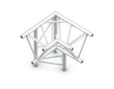 Structure trio angle 90° 3 directions gauche pointe en bas - M390 QUICKTRUSS-trio