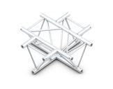 QUICKTRUSS • Trio M290 Croix 4 directions + kit de jonction-structure-machinerie