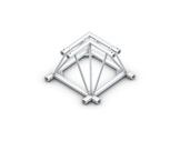Structure Fold angle 90° + kit de jonction - M520 QUICKTRUSS-structure-machinerie