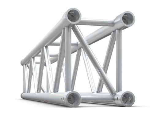 QUICKTRUSS • Rect M400 Poutre 2.50m + kit de jonction